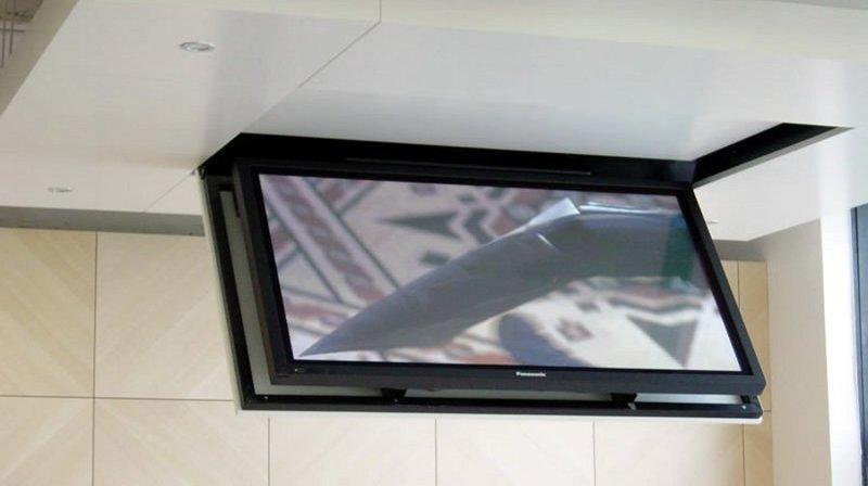 TV MOVING CHR FUTURE AUTOMATION - Supporto tv motorizzato da ...