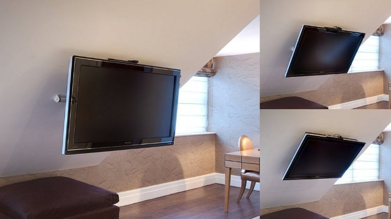 Tv moving lb supporto tv motorizzato da soffitto per appendere tv